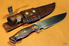 VCA Knives // - I wanna make a knife like this.