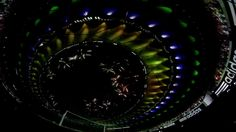 Adidas Brazuca Dome 360º Projection