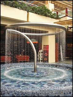 Special Water Fountain Design Ideas In Your Perfect Garden - Rose Gardening Tabletop Fountain, Indoor Fountain, Garden Water Fountains, Water Garden, Garden Pond, Fountain Garden, Small Fountains, Water Fountain Design, Small Water Fountain