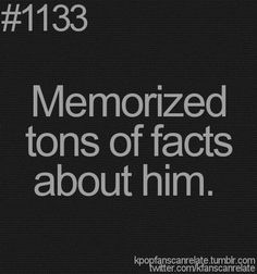 KPop Fans Can Relate #1133: I have a hundred million facts of Youngjae memorized ~~ <3