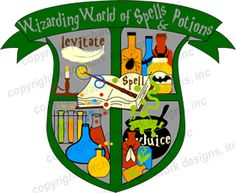 Wizarding World of Spells and Potions--or Home Scientist Badge for Brownies Harry Potter Girl, Harry Potter Magic, Harry Potter Birthday, Scout Mom, Girl Scouts, Girl Scout Fun Patches, Brownie Badges, Brownie Scouts, Girl Scout Badges
