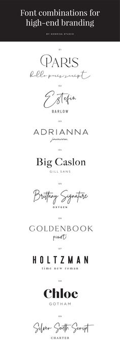 Font combinations for high-end branding The fonts you choose for your company . - Draft - Font combinations for high-end branding The fonts you choose for your company - Design Logo, Design Poster, Typography Design, Design Design, Vector Design, Restaurant Font, Typographie Fonts, Gill Sans, Geometric Tatto