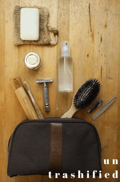 Travelling with zero waste toiletries - nachhaltigkeit I bad zero waste