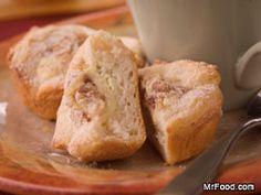 Nut and Cinnamon Danish | mrfood.com