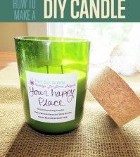 How To Make A Candle Candle Making Basics