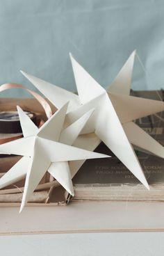 DIY: paper 3D christ