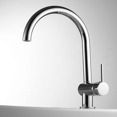 The Tonic Round Sink Mixer by Rogerseller is a contemporary, functional and affordable mixer solution for the modern kitchen.