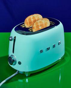 Smeg two-slice toaster