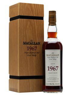 Macallan 1967 / 35 Y