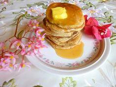 Donna's Pancakes - these taste like wholegrain pancakes. Visit us at: https://www.facebook.com/LowCarbingAmongFriends