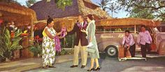 Hawaiian Village 1950s