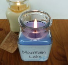Christmas Special: Spend 40$ and get a mini version for free with your order!  ********************************** Go wherever you like and visit the most beautiful places with our city-inspired line of scented soy candles! The perfect gift for any travel lover, our soy candles capture the spirit of the city and transform your home into your next holiday spot!  Mountain Lake: All around Europe, there are so many beautiful lakes - the most stunning ones are those, which are surrounded my… Soy Candles, Candle Jars, Next Holiday, Lakes, Beautiful Places, Mountain, Spirit, Europe, Inspired