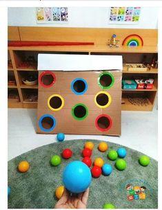 Indoor Activities For Kids Preschool Fun Activities For Toddlers, Motor Skills Activities, Indoor Activities For Kids, Team Building Activities, Infant Activities, Preschool Activities, Projects For Kids, Diy For Kids, Crafts For Kids