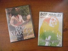 2012 - Bob Marley Reggae  - Nacarat Edition     2012 - Bob Marley & The Wailers - This Is Your Land - Chrome Dreams