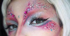 Amazing eye makeup, so much fun x