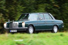 Mercedes-Benz W114 - W115 Limousine