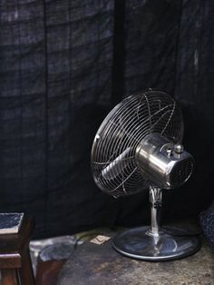 Have the exact same fan in my office and everyone wants to steal it!  LOL