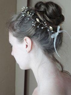 Ręcznie wykonana dekoracja głowy - Amour Tresse' - AmourTresse - Akcesoria do włosów Clay, Earrings, Jewelry, Fashion, Braid, Clays, Ear Rings, Moda, Stud Earrings