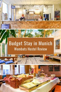Budget Stay in Munich: Wombats Hostel Review #travel #Munich #germany #wombats #hostel #review #cheap #accommodation