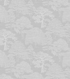 ORIENT FOREST - SILVER - Natty & Polly - Wallpaper Australia Wall Wallpaper, Textured Background, Home Art, Tapestry, Silver, Walls, Australia, Beautiful, Design