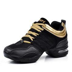 Nuovo 2016 Arrivano scarpe Da Ballo donna Jazz Hip Hop Scarpe sneakers per la piattaforma donna danza scarpe da donna #729