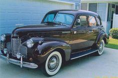 1940 Chevrolet Deluxe 4 Door Sedan