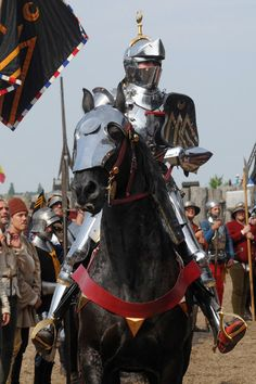 Hunting, Horse Armor, Fantasy Outfits, Horses, 15th Century, Knights, Medieval, Animals, History