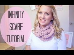 A tutorial for an infinity scarf using Debbie Bliss Rialto Chunky in Blush from Loveknitting.com. A perfect yarn for a project like this. written instruction...