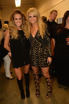 "2014 CMT Music Awards - Backstage before their performance of ""Something Bad"""