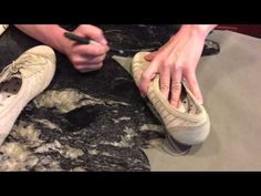 TLP - How to Chrome Your Shoes - YouTube