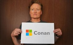 Here's Conan OBrien's vision for turning Microsoft around if he were named CEO