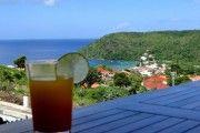 Studio avec Vue Mer - Les Anses d'Arlet Bourg - Martinique - Location Bungalow #Martinique #AnsesdArlet