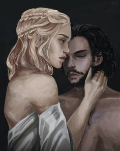 Okay I will shut up now but I just wanted to let you know JON VII WILL be posted later today! itll be explicit. Daenerys Targaryen Art, Jon Snow And Daenerys, Game Of Thrones Comic, Game Of Thrones Art, Kit And Emilia, A Dream Of Spring, Fandom Games, Fantasy Couples, My Champion