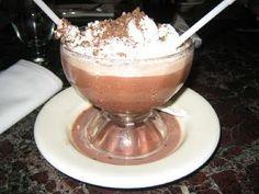 Serendipity's Frozen Hot Chocolate!