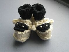 sheep booties by theshaners, via Flickr