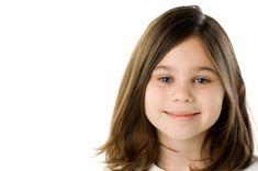 Little Girl Medium Haircuts | Kids hairstyles. Girls hair – Medium length with soft layers