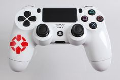 Check out this Evil Controller that has been featured in major gaming outlets.  www.evilcontrollers.com