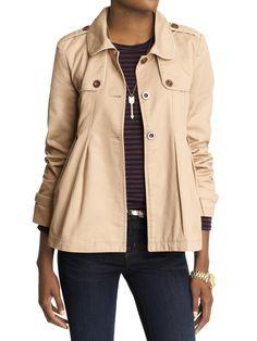 Tulle short jacket $68
