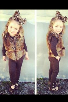 cute lil diva & outfit!