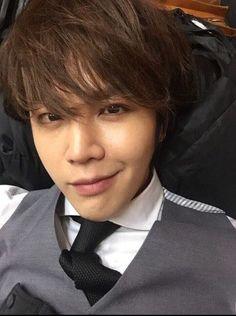 """January Line photos and message from Jang Keun Suk: """"Eels…Please don't leave me…. Jang Keun Suk, You're Beautiful, Asian Men, Asian Guys, Lee Min Ho, Korean Beauty, Pretty Face, Cute Guys, Korean Actors"""