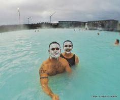 Felipe, o pequeno viajante: Blue Lagoon - como é a Lagoa Azul da Islândia, ponto turístico mais visitado do país