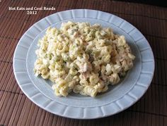 Moms Tuna Pasta Salad Recipe