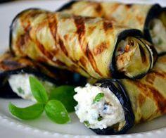Souschef Secrets: Eggplant & Ricotta Appetizers