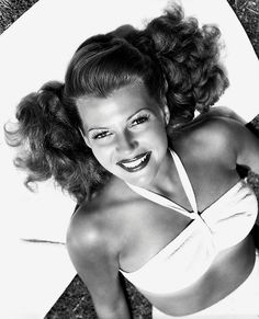 rita hayworth | Tumblr