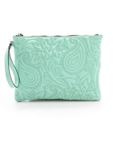 quilted paisley patent leather pouch http://rstyle.me/n/jwpzhr9te