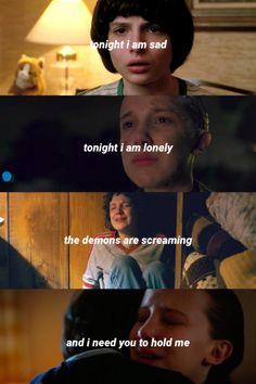 Stranger Things Alphabet, Stranger Things Kids, Stranger Things Aesthetic, Stranger Things Netflix, Light Writing, Ending Story, I Am Sad, 13 Reasons, I Win