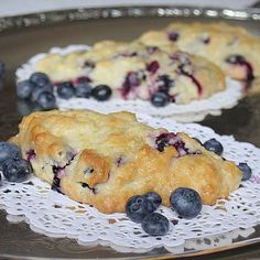 One of my all-time favorite recipes from Tyler Florence are these really delicious scones! Something about the sweet and tart of the lemon ...