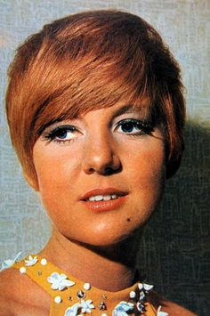 Image Result For Cilla Black Short Hairstyle Cilla Black Black Hair 60s Hairstyles For Thin Hair