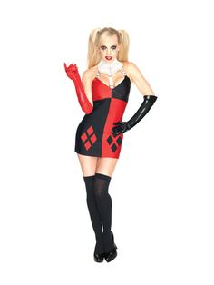 Another Harley Quinn costume!