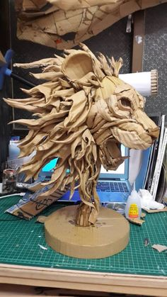 What This Guy Can Do With Cardboard Is Absolutely Mind Blowing 22 - https://www.facebook.com/diplyofficial